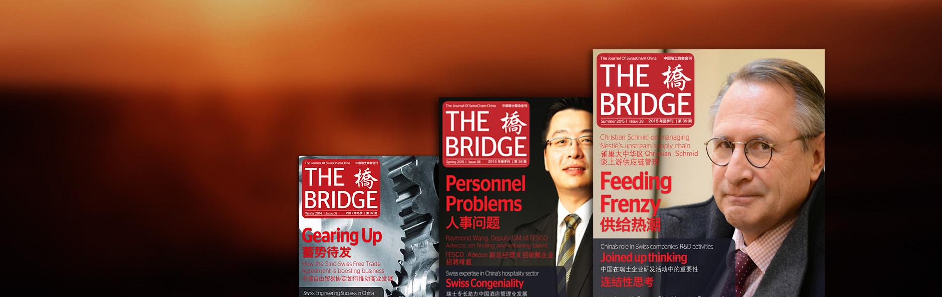 Professional management of print magazines